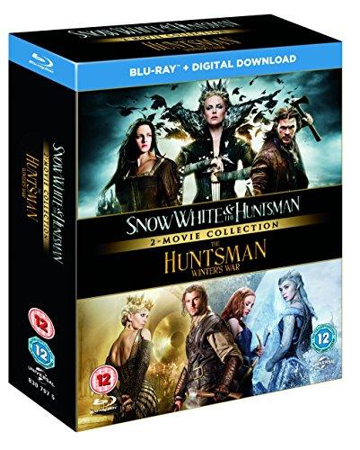 Snow White And The Huntsman/The Huntsman - Winter's War (2 Blu-Ray) [Edizione: Regno Unito] [Edizione: Regno Unito]