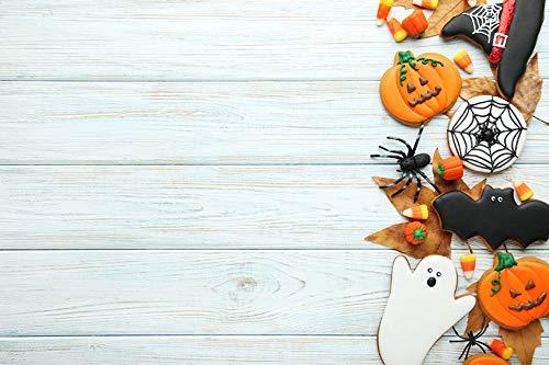 Und Silber Rot Mann Iron Kostüm - Halloween Fotografie Kulissen Black Night Jackolantern Kürbis Haunted Building Horror Foto Hintergrund Studio Prop Halloween Party Fotoshooting Booth Spooky Masquerade Decor 3x5FT