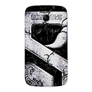 Cute Score Print Back Case Cover for Galaxy Core