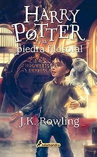 Harry Potter y la piedra filosofal par J.K. Rowling