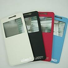 "Prevoa ® 丨Original S - view Funda Cover Case para Cubor S168 5.0"" Smartphone - Negro"