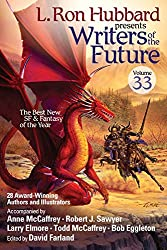 Writers of the Future, Volume 33 (L. Ron Hubbard Presents Writers of the Future)