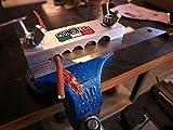 Manuelle Kabelschälmaschine M3, Kabelabisoliermaschine um Piombotech Italy Kupfer wiederzuverwerten.