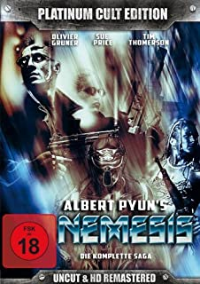 Nemesis - Die komplette Saga / Nemesis (Complete Saga 1-4) - 11-DVD Box Set ( Nemesis / Nemesis 2: Nebula / Nemesis 3: Time Lap