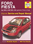Ford Fiesta Petrol and Diesel Service...
