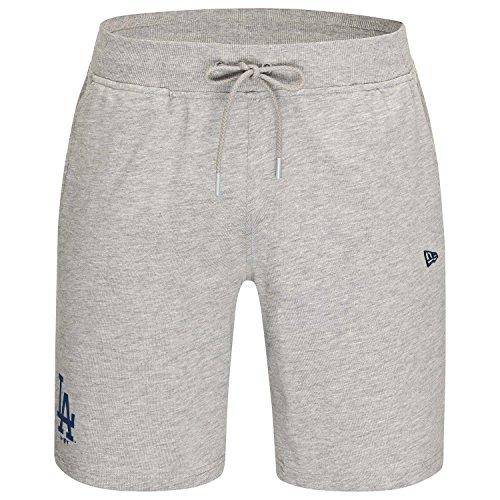 New Era Mlb Team App, Pantalone Corto Uomo Grigio