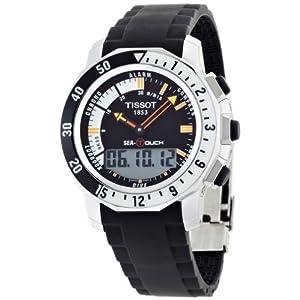 Tissot T0264201728100 – Reloj de Cuarzo para Hombre, con Correa de
