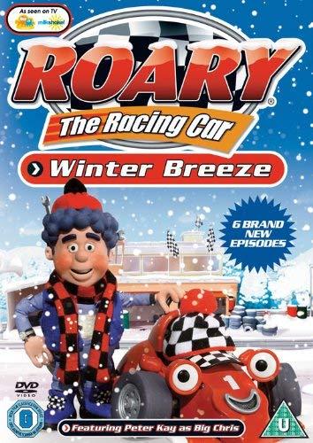 Roary The Racing Car – Winter Breeze [DVD]