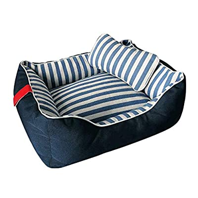 YEXIN Water Resistant Pet Bed for Cats and Puppies Removable Machine Washable Scratch Proof from YEZI