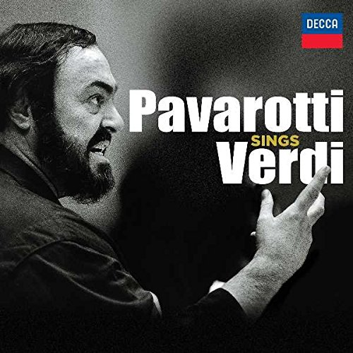 Pavarotti sings Verdi (3 CD)