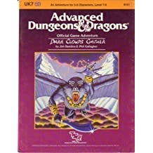 Dark Clouds Gather (Advanced Dungeons & Dragons Module UK7) by Jim Bambra (1985-08-02)