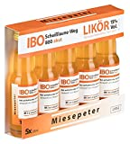 Miesepeter Likör - IBO Scheißlaune-Weg 800 akut Minis (Maracuja + Vodka, 5 x 20ml)