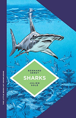 The Little Book of Knowledge: Sharks (English Edition) -