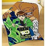 Ben10 Alien Force fleece blanket