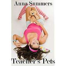 Teacher's Pets (3 Heiße Lehrer-Erotik Geschichten)