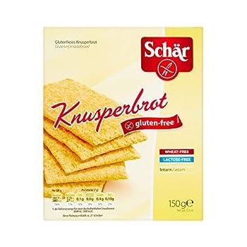 Schär Crackers Knusperbrot 150 g