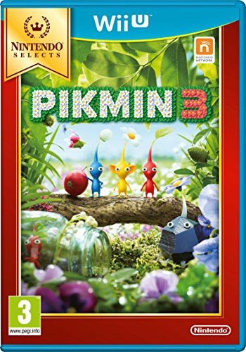 Pikmin 3 - Nintendo Selects - Nintendo Wii U