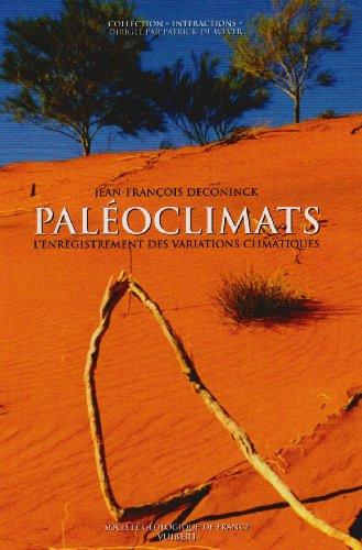Paloclimats : L'enregistrement des variations climatiques