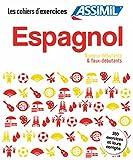 Coffret Cahiers Espagnol (débutants+faux débutants)