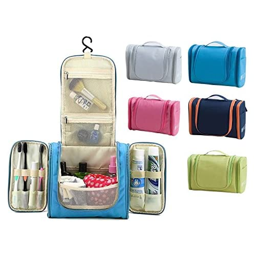 Sino Fish Portable Toiletry Makeup Bag