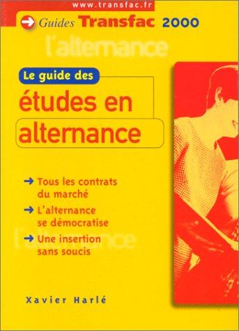 Le guide des études en alternance
