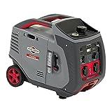 Briggs & Stratton PowerSmart P3000 tragbarer Benzin Inverter-Generator – 2600 W Verbrauch/3000 W Startleistung