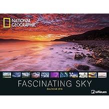 National Geographic Posterkalender: Fascinating Sky 2018 - Wandkalender, Fotografiekalender, Naturkalender 2018-64 x 48 cm