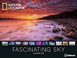 2018 National Geographic Fascinating Sky Poster Calendar - Photography Calendar - 48 x 64 cm