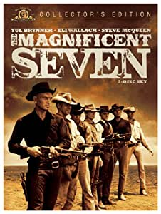 Magnificent Seven [DVD] [Region 1] [US Import] [NTSC]
