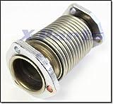 Wellrohr für Wastegate Turbolader 20V Turbo 16V VR6 Flexrohr 1016088