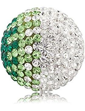 Klangkugel Crystal grün M