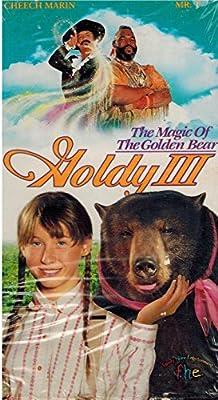 The Magic of the Golden Bear: Goldy III [VHS]