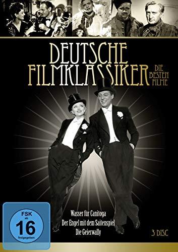 Deutsche Filmklassiker - Die besten Filme [3 DVDs]