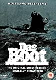 Das Boot: The Original Uncut Version [2 DVDs] [UK Import] -