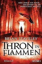 Thron in Flammen: Roman (Thron-Serie 2) (German Edition)