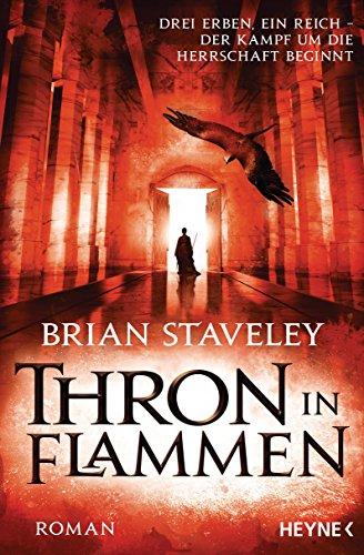 Thron in Flammen: Roman (Thron-Serie 2)
