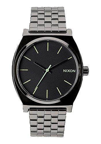 nixon-time-teller-reloj-de-cuarzo-para-hombre-correa-de-acero-inoxidable-color-gris