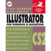 Illustrator CS2 for Windows and Macintosh: Visual QuickStart Guide (Visual QuickStart Guides)