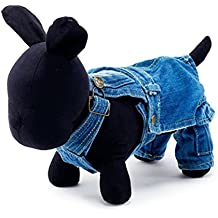UEETEK Ropa para perros Mascotas doméstico ropa invierno - talla M