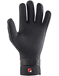 Osprey Wetsuit Glove 3mm 5mm Stretch Neoprene, Unisex, Black