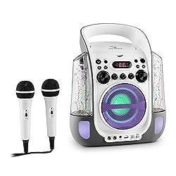 Kinder-Karaoke-Anlage / CD-Player mit Mikrofon › Vergleichstest