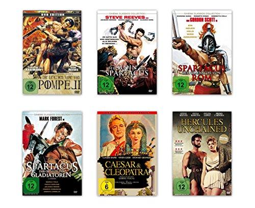 Speer & Sandalenfilm - Premium Bundle -