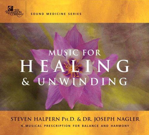 Preisvergleich Produktbild Music for Healing & Unwinding: Two Pioneers in the Emerging Field of Sound Healing