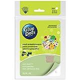 Glue Dots GD33709FC auf Bogen 252 vielseitig verwendbare Mini auf transparenten Klebebögen für eine Vielzahl von Projekten