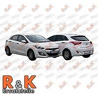 Staffa Paraurti anteriore Sinistro Hyundai i30 01 ...