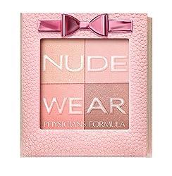 Physicians Formula Nude Wear Glowing Nude Powder, Medium, 0.24 Ounce