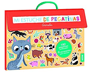 Auzou creatife- Pegatinas, Sticker, Multicolor (86552)