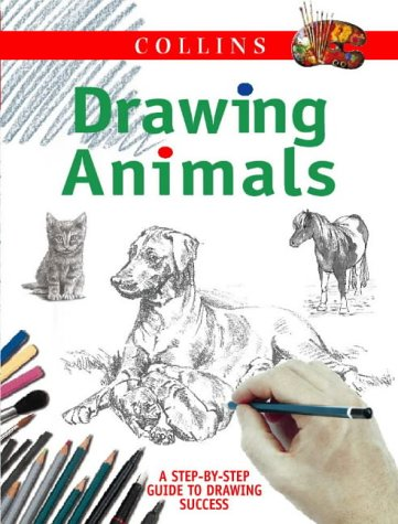 Drawing Animals: A Step-By-Step Guide to Drawing Success