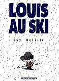 Louis au ski...