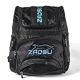 Image of ZAOSU Funktions Rucksack fürs Training im Schwimmen und Triathlon - 40 Liter, Farbe:blau